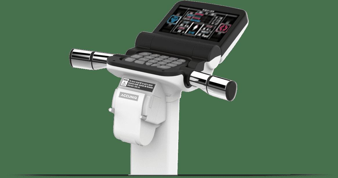 เครื่องวัดวิเคราะห์ส่วนประกอบร่างกาย วัดไขมัน Accuniq BC300