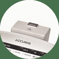 เครื่องพิมพ์ความร้อน เครื่องวัดวิเคราะห์ส่วนประกอบร่างกาย Accuniq bc380