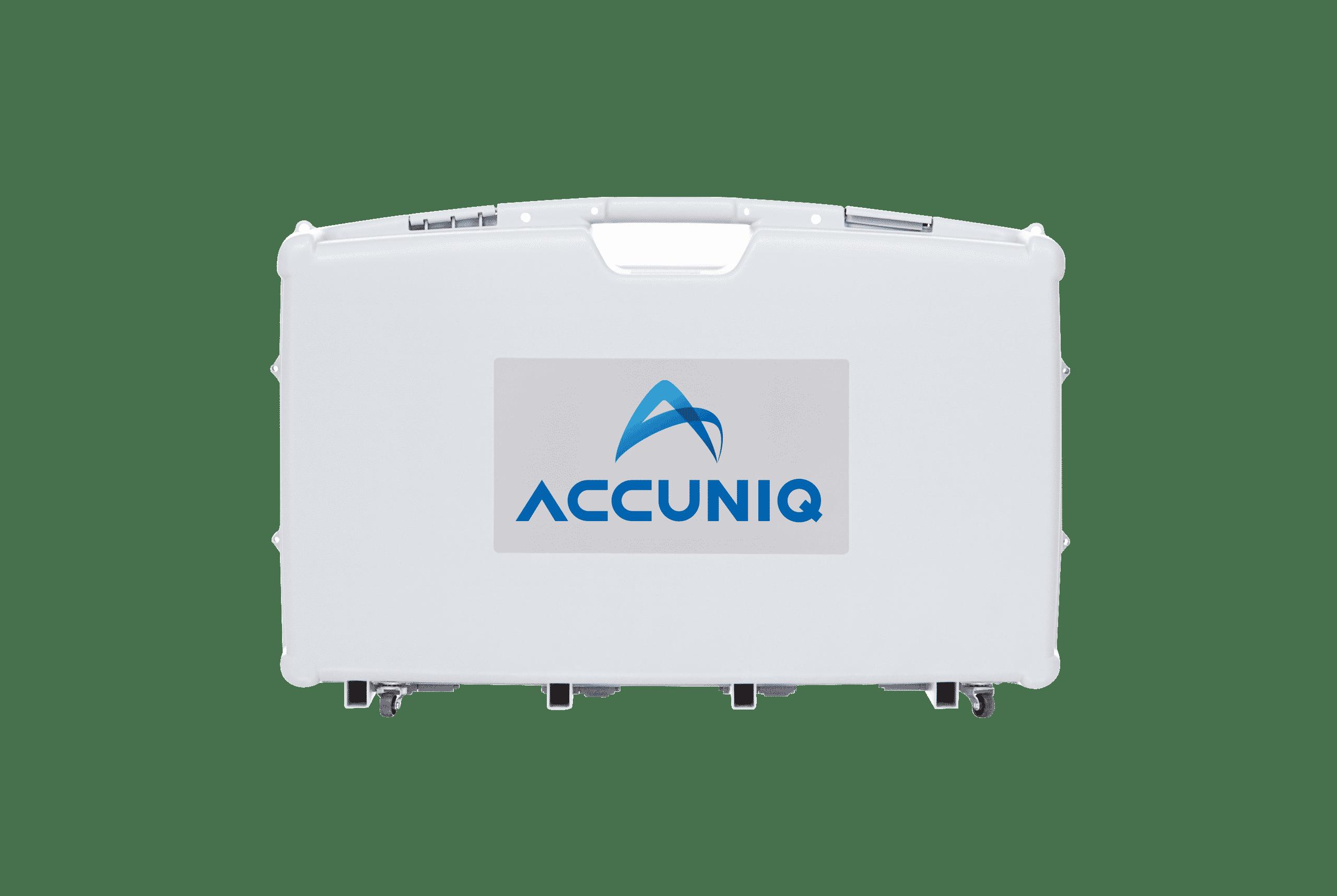 กระเป๋าเครื่องวัดวิเคราะห์องค์ประกอบในร่างกาย Accuniq BC300